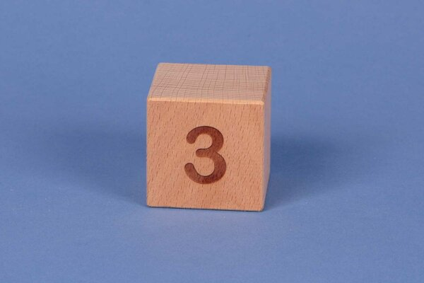 Letter cubes 3 positive