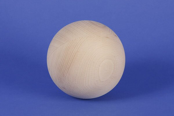 wooden balls beechwood Ø 4 inches