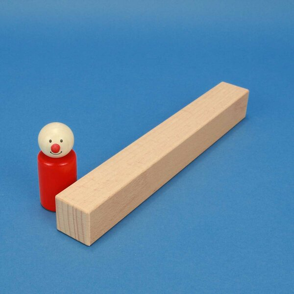 wooden blocks 24 x 3 x 3 cm