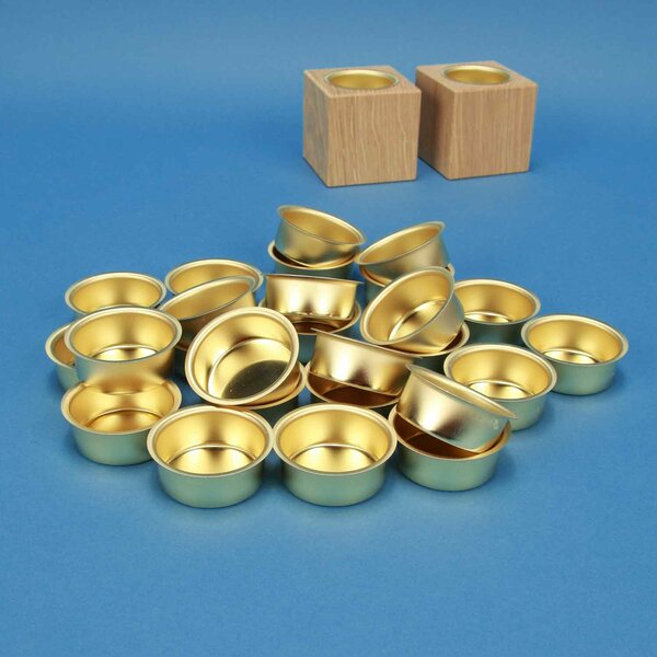candle holder 4 cm 25 pieces