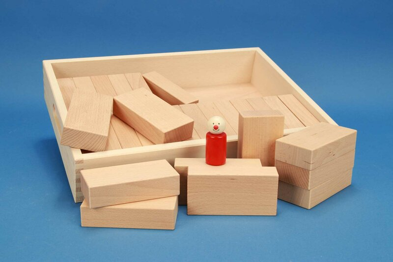 Fröbel Wooden blocks