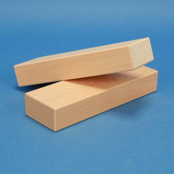 fröbel wooden blocks 18 x 6 x 3 cm