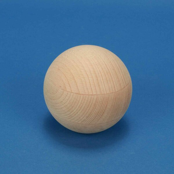 wooden balls beechwood Ø 4 inches