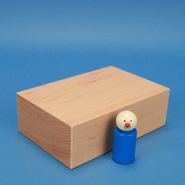 extra large wooden blocks 18 x 12 x 6 cm