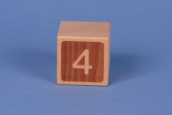 Letter cubes 4 negative