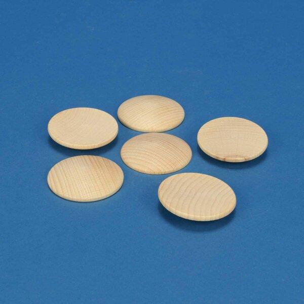 wooden dome discs Ø 60mm