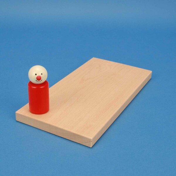 wooden building blocks 24 x 12 x 1,5 cm