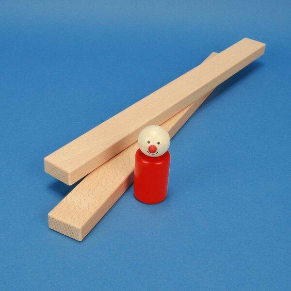 wooden building blocks 36 x 3 x 1,5 cm