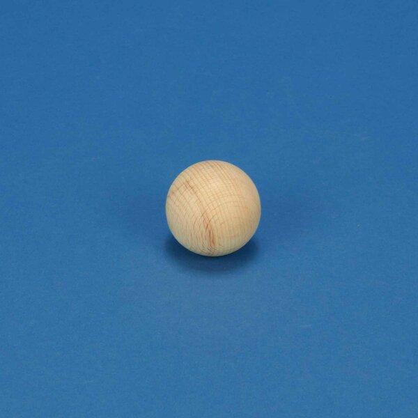 wooden balls beechwood Ø 35 mm