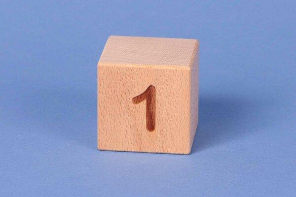 Letter cubes 1 positive