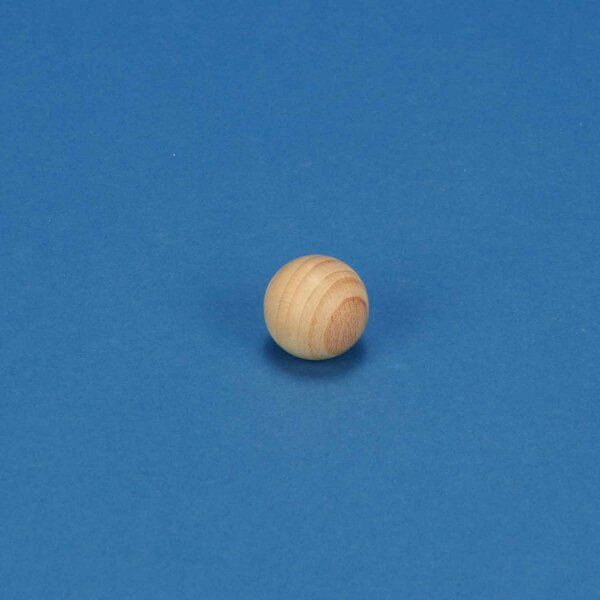 wooden balls beechwood Ø 1 inch