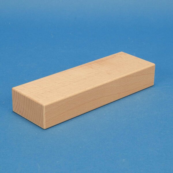 wooden blocks 18 x 6 x 3 cm